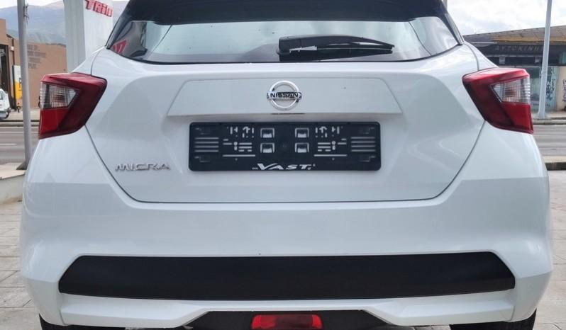 NISSAN MICRA Energy Dci 2017 / 1500cc / 90hp / Diesel full
